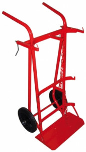 Chariot CHARLEDAVE Oxycar Bouteille B50