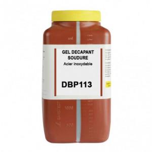 Pâte décapante dbp 113 inox