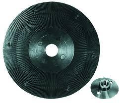 Plateau-support PFERD pour disque fibre